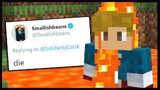 THIS NEW SERIES IS DANGEROUS.. | Minecraft Top Comment #1