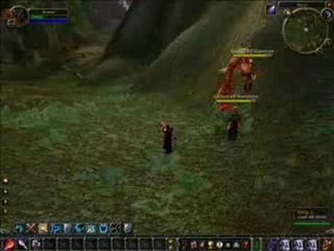Warcraft My TBC Private GM Power server 2.0.12 Part 2