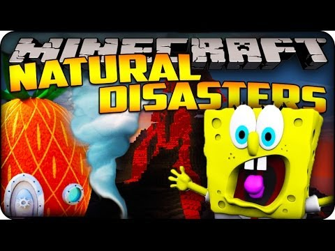 natural - Minecraft Mods - VOLCANOS IN BIKINI BOTTOM MAP! - Natural Disasters Mod Showcase - Which was your favorite Disaster?? Let's smash 2000 likes for this Minecraft Mod! +Subscribe : http://bit.ly/12cbT...