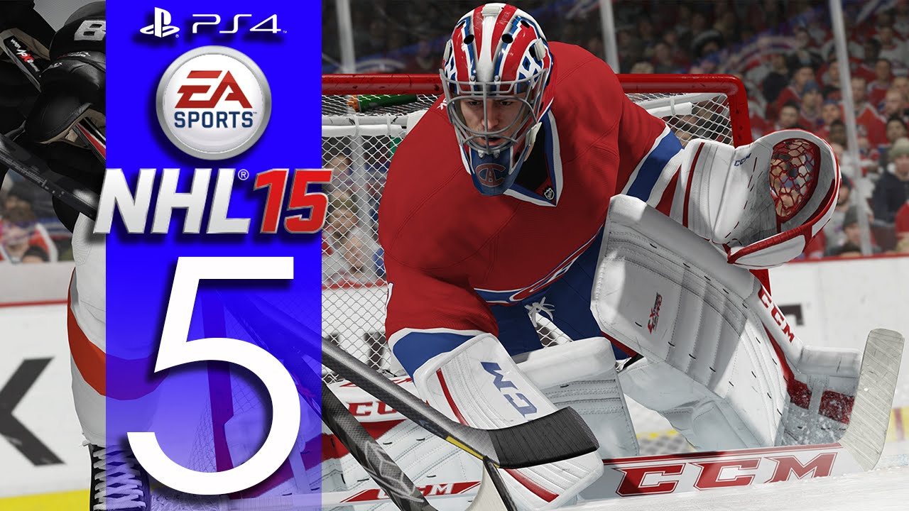 Let's Play NHL 15 (Hockey Ultimate Team) – EP05 – Goal Fest!