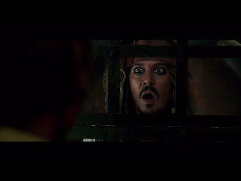 New International Trailer for Pirates Movie Dead Men Tell No