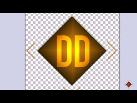 How to make a Sick Logo in paint.net