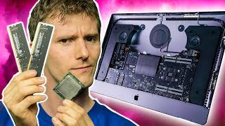 UPGRADING the iMac Pro!?
