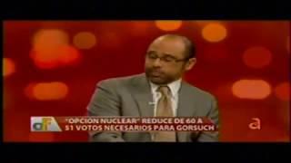 Opción nuclear con la nominación Gorsuch  | América Tevé