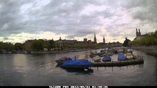 Time lapse of Zürichsee by Brinno TLC200pro-part 3