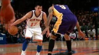 Phantom: Jeremy Lin vs Kobe Bryant!
