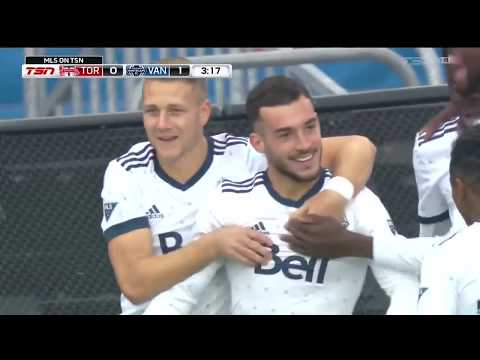 Video: Highlights: Toronto FC 1-2 Vancouver Whitecaps FC
