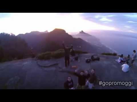 Pedra Bonita Rio de Janeiro RJ feitas por drone