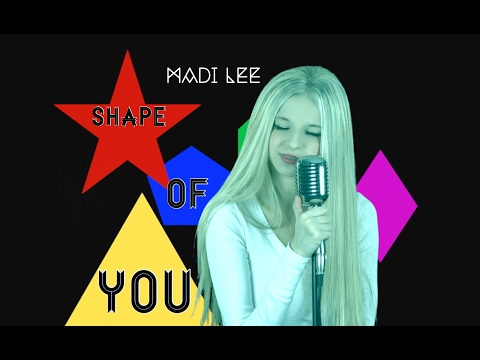 "Ed Sheeran  ""Shape of You"" Cover"