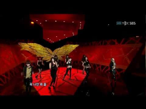 HD SNSD – Run Devil Run , Mar21.2010 GIRLS' GENERATION Live 720p