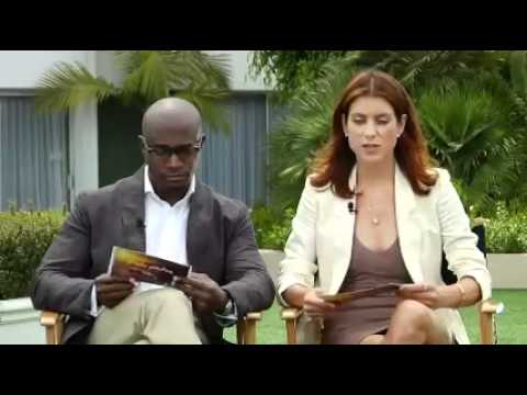 Private Practice- Star Lounge with Kate Walsh & Taye Diggs
