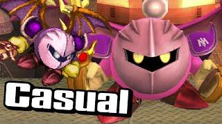 Casual Meta Knight Montage – Super Smash Bros. Wii U
