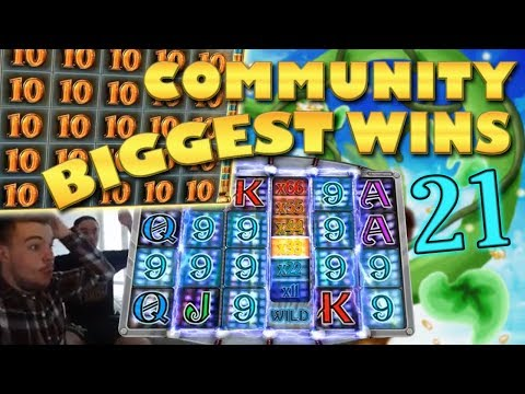 CasinoGrounds Community Biggest Wins #21 / 2018