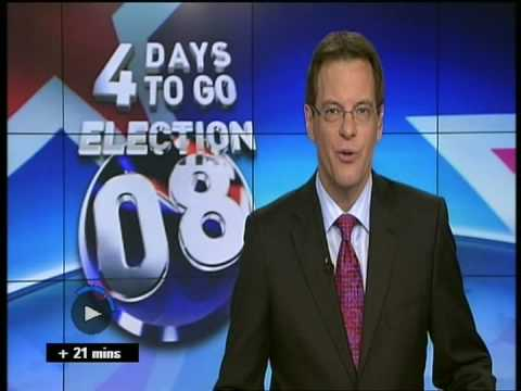 TVNZ One News - Simon Dallow - Credit Cut Crunch