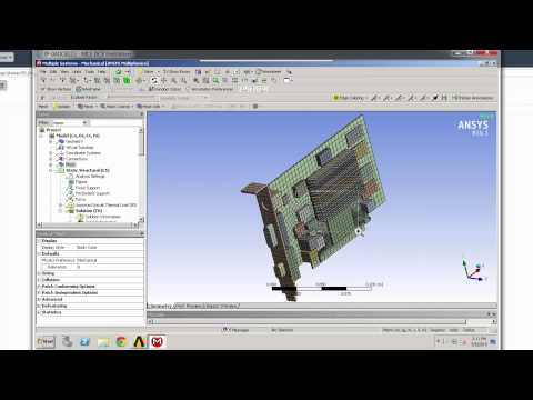ANSYS Enterprise Cloud Demonstration