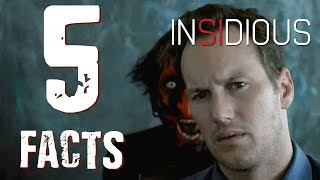 Insidious (2011) - Five Facts you Didn't Know About Insidious