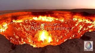 Darvaza, la puerta del infierno, Documental, exclusivo - Existen hermosas formaciones en la naturaleza creadas por ella misma, que son todo un espectáculo ...