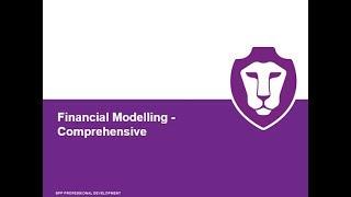 Financial Modelling - Comprehensive