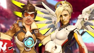 RT Stream Highlights – Overwatch by Let's Play