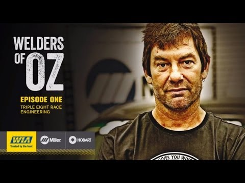 Welders of Oz - Triple Eight Race Engineering