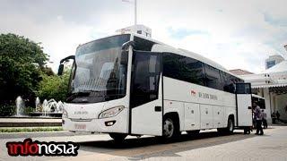 Video KEREN..! Inilah Deretan Bus Listrik Karya Anak Bangsa MP3, 3GP, MP4, WEBM, AVI, FLV Juni 2018