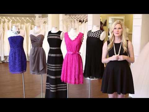 Wedding Fashion Tips : Wedding Fashion for Women