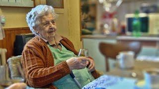 Libuše Zapletalová z Mohelnice oslavila 100. narozeniny