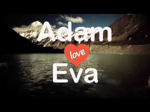 Adam Love Eva