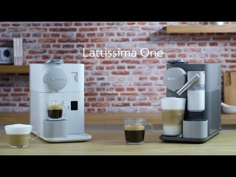 Nespresso Lattissima One - Machine presentation