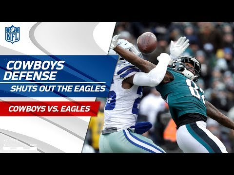 Video: Dallas Gets the Shutout Against Philly! | Cowboys vs. Eagles | Wk 17 Player Highlights