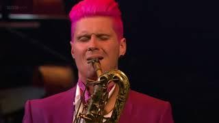 Gunslinging Bird - Leo P of Too Many Zooz BBC Proms 53 Mingus