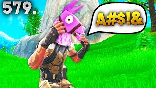 Video PLAYER STUCK INSIDE LLAMA..!! Fortnite Funny WTF Fails and Daily Best Moments Ep.579 MP3, 3GP, MP4, WEBM, AVI, FLV September 2018