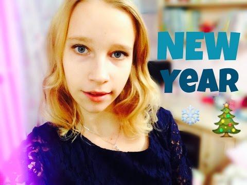 VLOG: НОВЫЙ ГОД 2016 ❄️🎄💎💕 (видео)