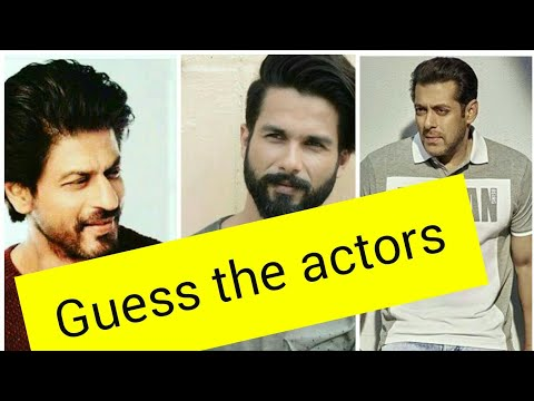 Guess the actors by their childhood pictures |challenge for all bollywood lovers|