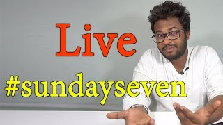 TechHindi Live Session At #SundaySeven | PC Build FAQ & Ransomware