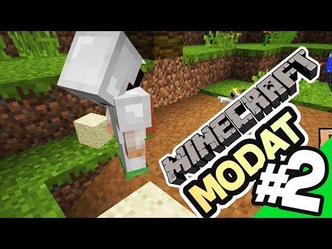 Barba - Pazea la Nisipul Miscator  Minecraft Modat #2