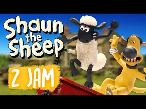Shaun the Sheep Full Episodes | Season 5 Complete Collection - Thời lượng: 2:00:54.