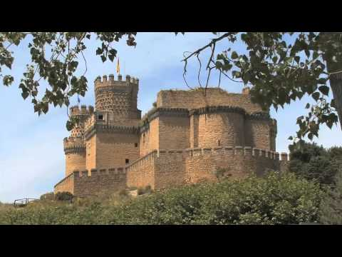 Classical music with beautiful scenes of castle