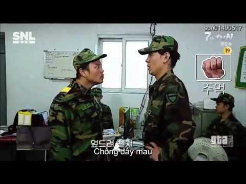 [Vietsub] GTA Hàn xẻng phiên bản quân đội - Phần 1 - Thời lượng: 5:57.