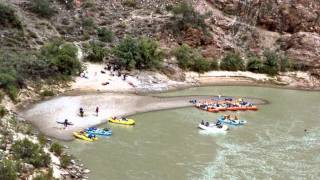 A Slice of Paradise ... at the bottom of the Grand Canyon. A virtual walking tour of Phantom Ranch and its 3 access trails, the North ...