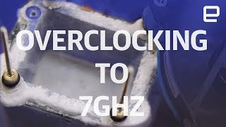 Overclocking to 7GHz with Liquid Nitrogen  Hands-On  Compute...