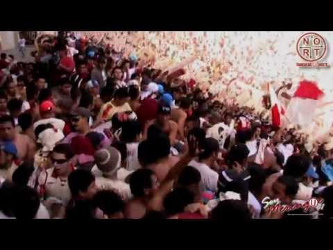 Video - PODEROSA TRINCHERA (U) NORTE - ultimo clasico 23/06/13 - Trinchera Norte - Universitario de Deportes - Peru