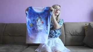 футболки с японскими рисунками