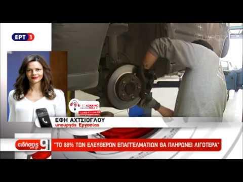 Στη Βουλή την Τετάρτη ο προϋπολογισμός-Έντονη κριτική από την αντιπολίτευση | 20/11/18 | ΕΡΤ