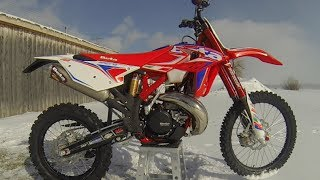 5. First Look! 2014 Beta 300 RR Race Edition 2-Stroke, Introduction, Walk Around, 3 Seas Recreation