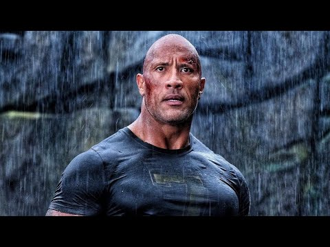 """Dwayne The Rock Johnson shooting for Hobbs and Shae """"Short seen"""""""