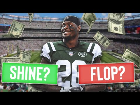 5 Reasons Le'Veon Bell Will SHINE With the Jets... and 5 Why He Will FAIL HARD! - Thời lượng: 10 phút.