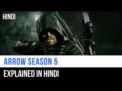 Arrow Season 5 Recap In Hindi