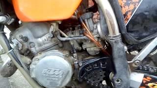 10. KTM 125 sx