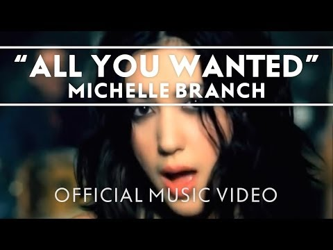 Michelle Branch - All You Wanted [Official Music Video]